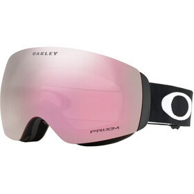Oakley Flight Deck XM Goggles Damer, matte black/w prizm hi pink iridium